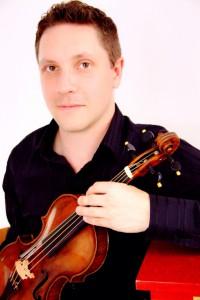 Daniel Boothe, artistiek leider van 't Kabinet